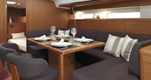 Jeanneau 58 Brokerage Sell