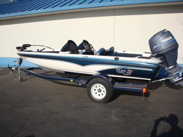 2000 G3 BOATS PRO 175 for sale
