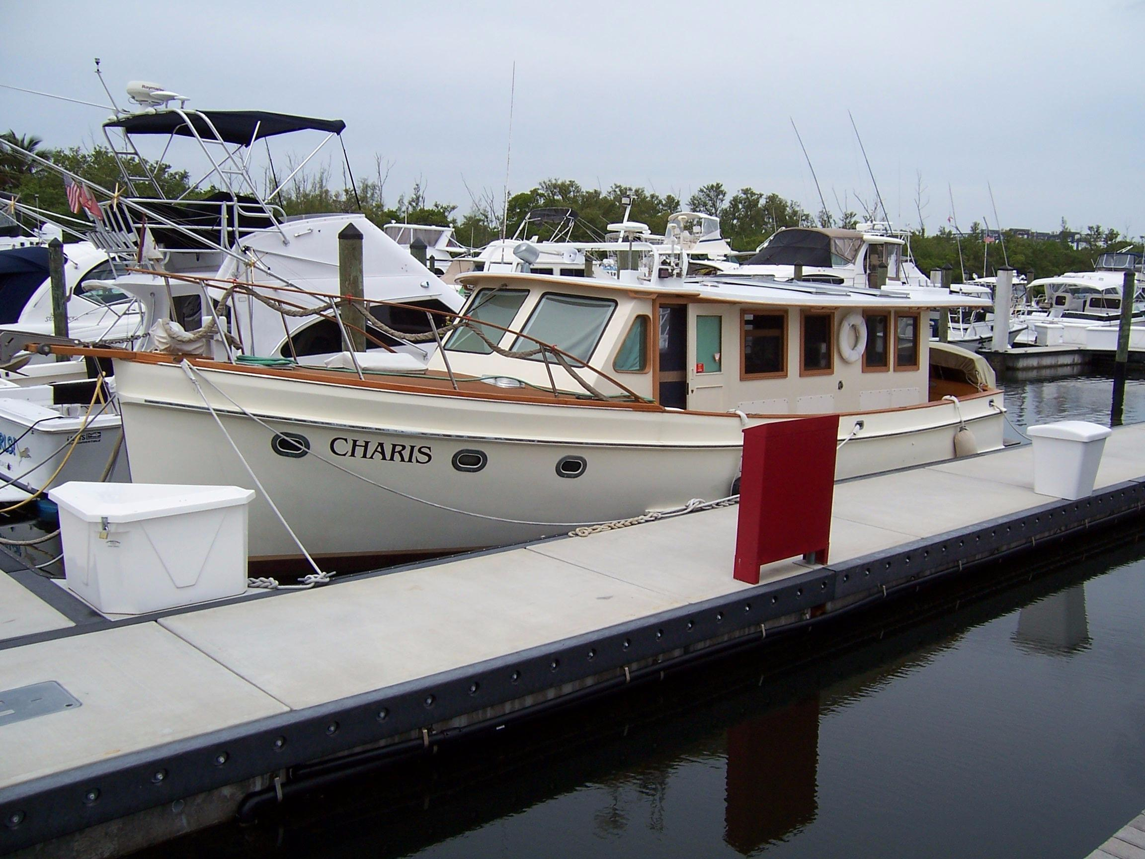 40' Eagle 1972 Sedan Trawler