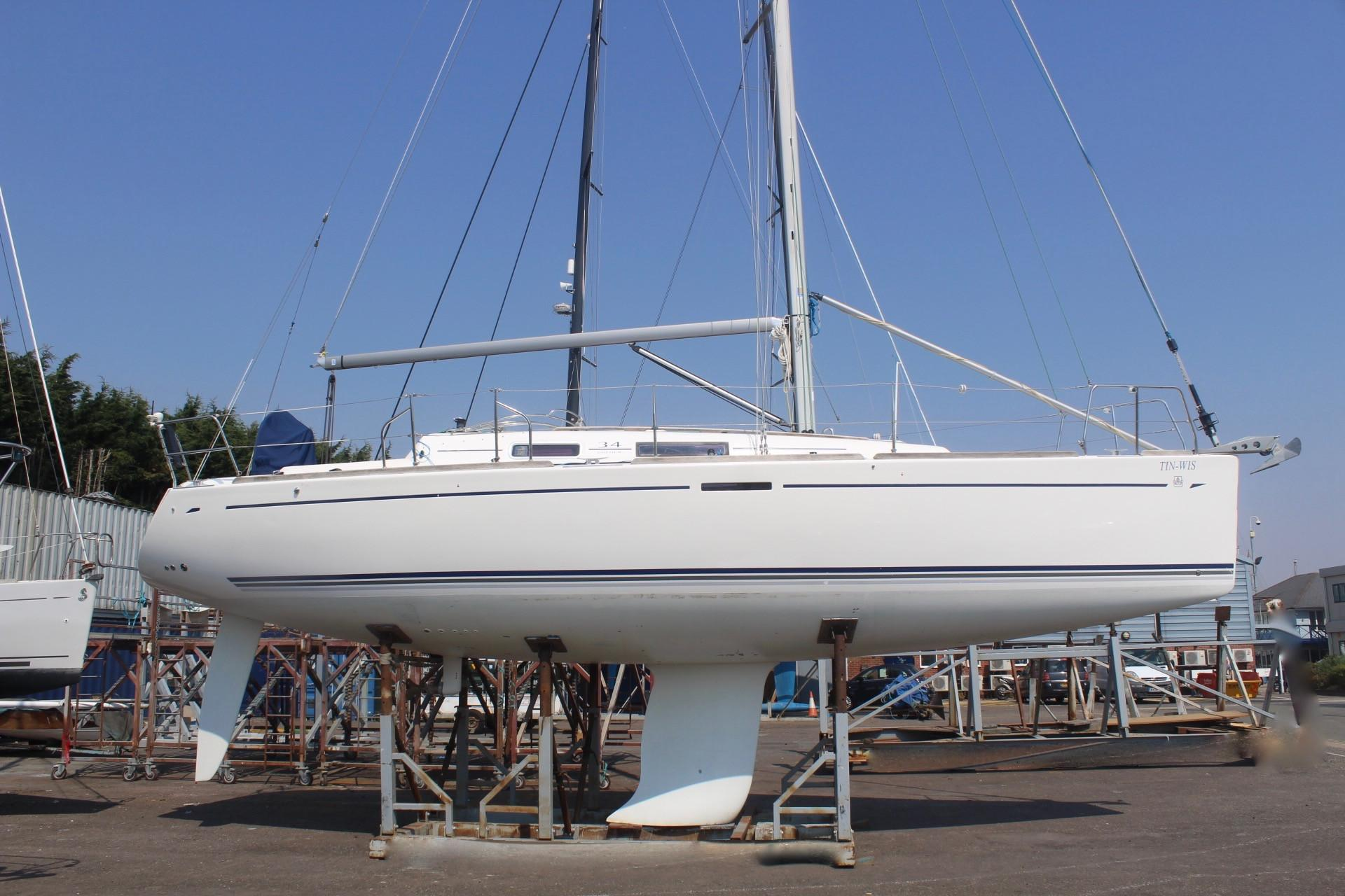 Dufour Performance 34