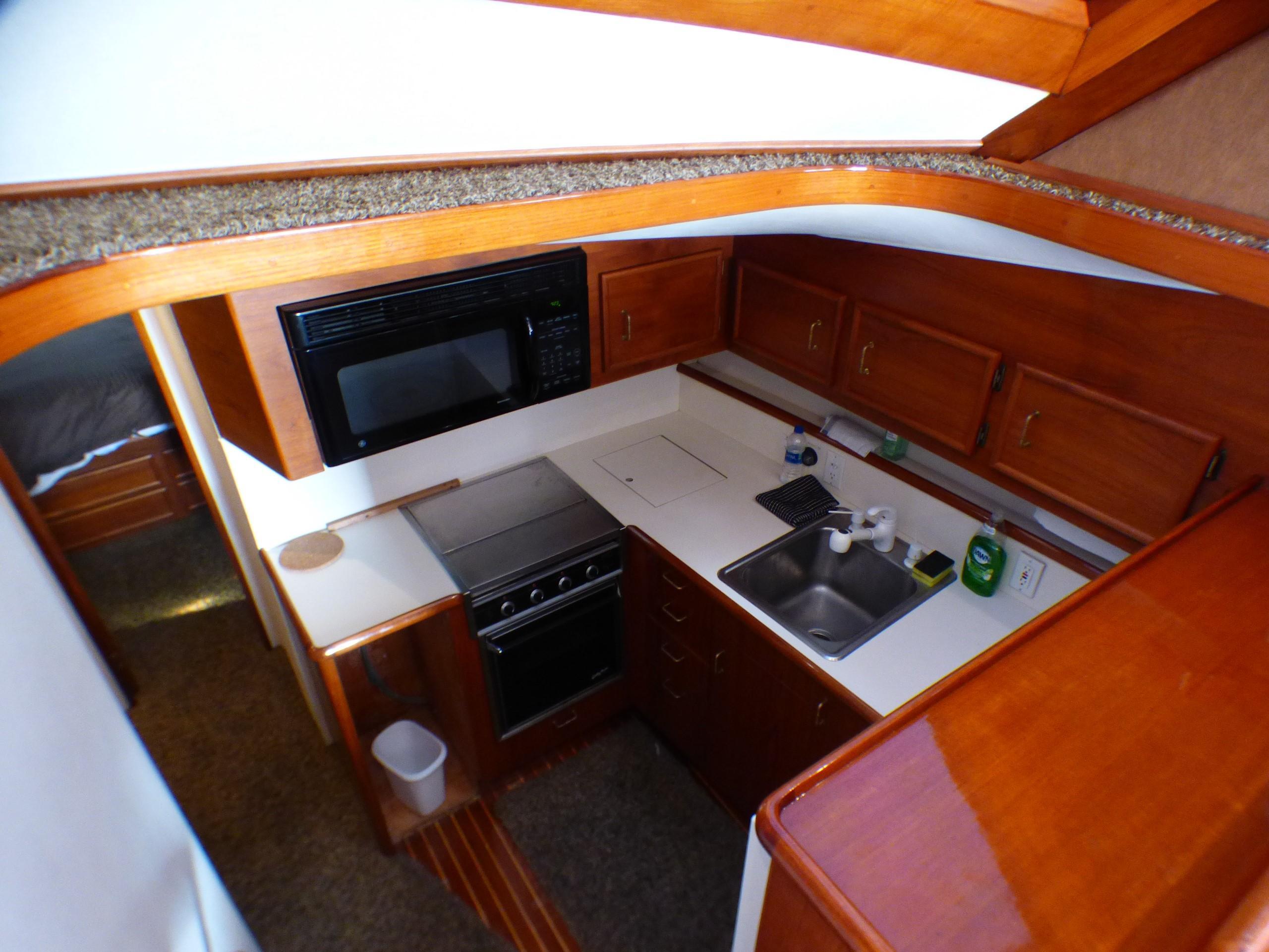 48' Ocean Yachts Super Sport 1990 | Seacoast Yachts