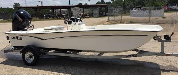 2021 Mako boat for sale, model of the boat is 17 SKIFF CC & Image # 2 of 8