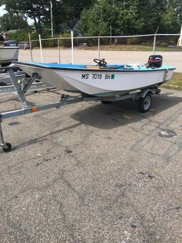 1972 BOSTON WHALER 13' for sale