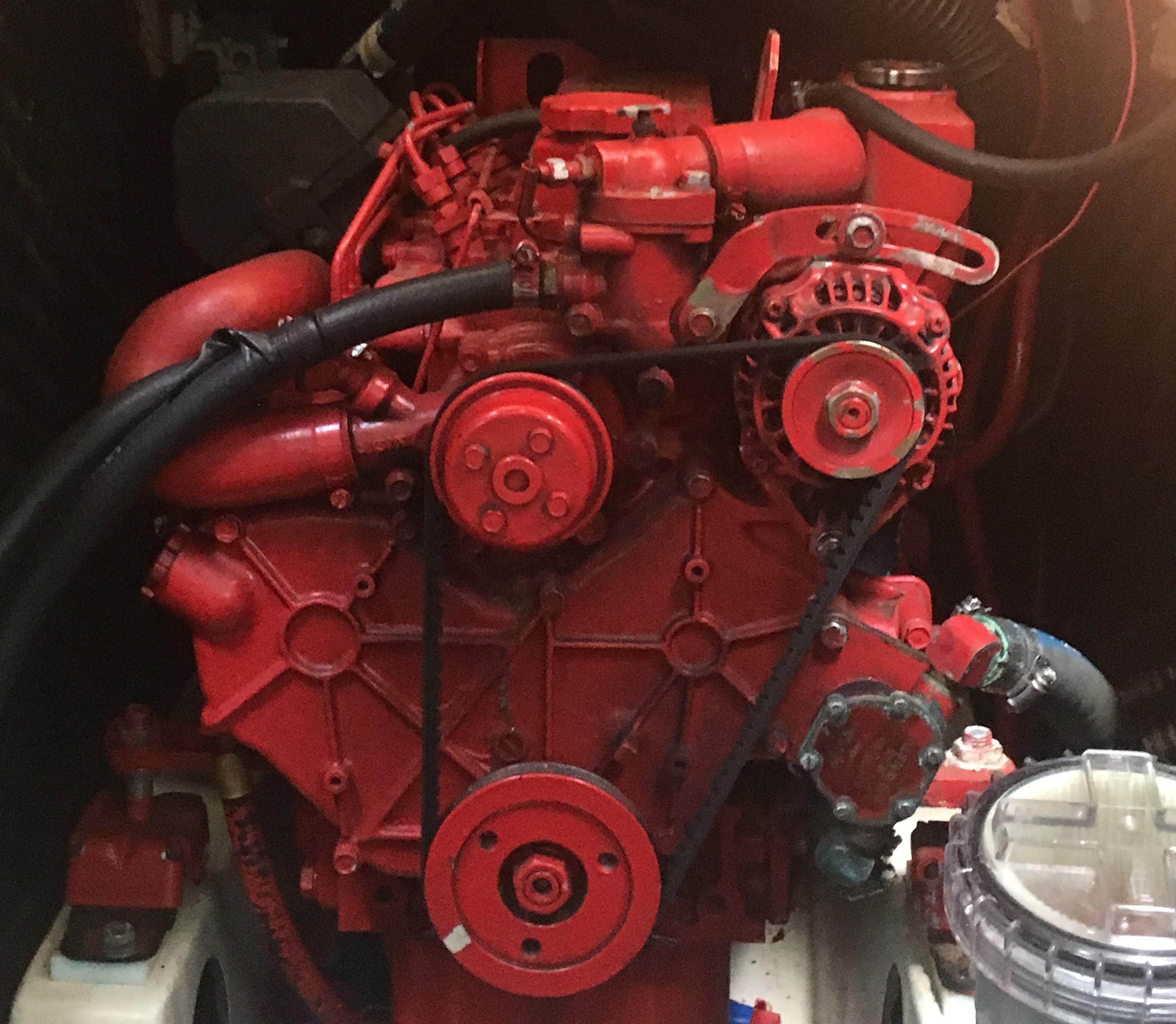 Westerbeke Diesel