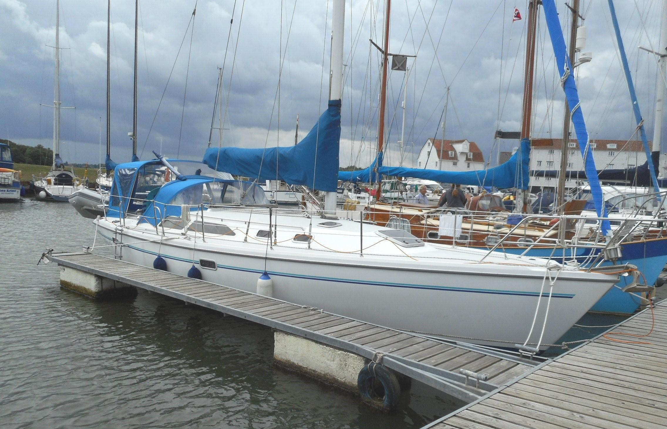 Used Sail Boats For Sale - Howard Ford Marine Sales in