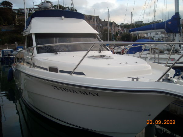 Used Rodman 1040 - Fly Bridge Boat For Sale