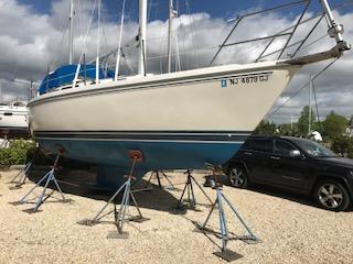 1992 Catalina 30 MkII Sandy Hook Yacht Sales