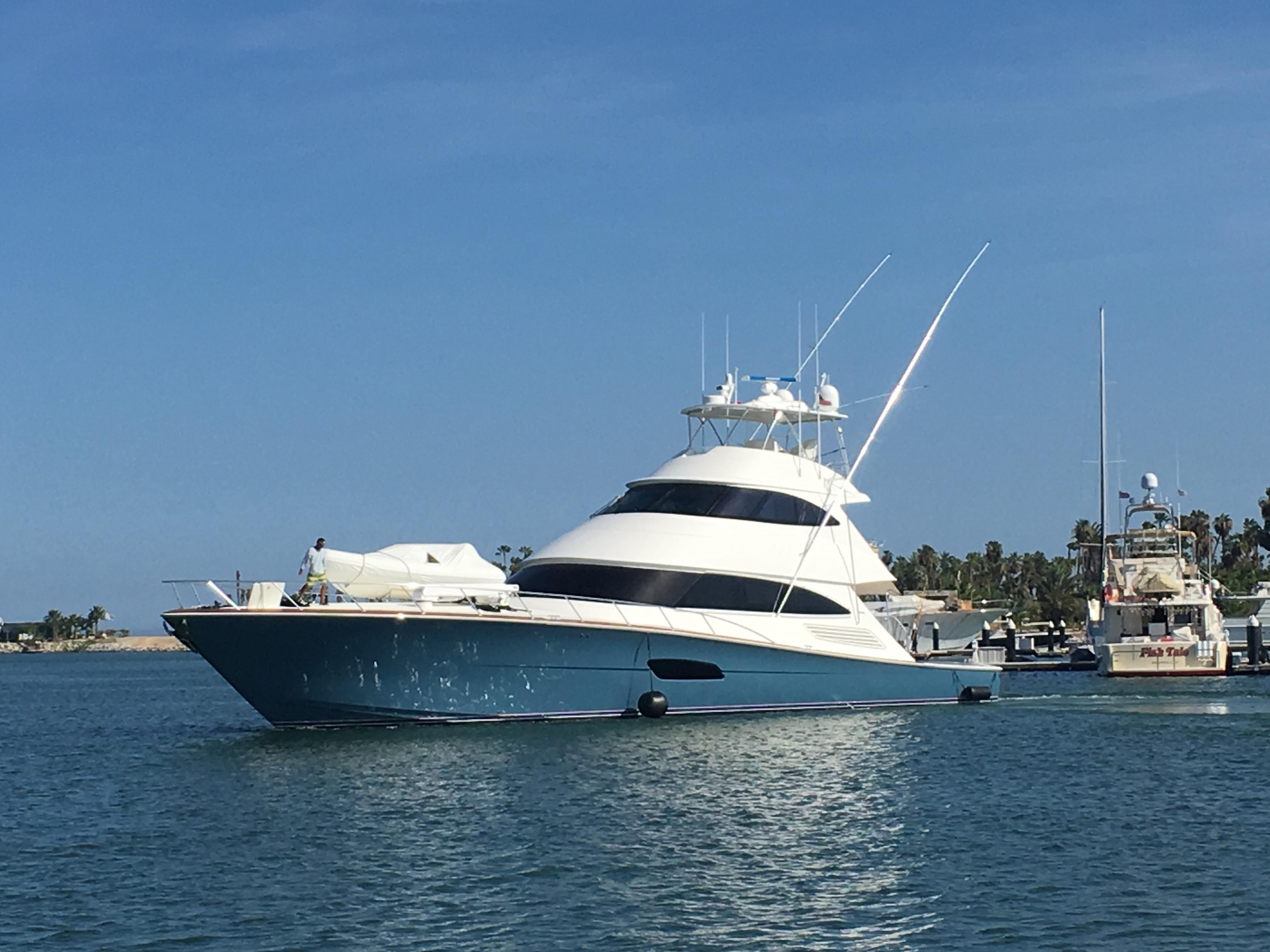 92 Viking Tomahawk 2016 Cabo San Lucas | Denison Yacht Sales