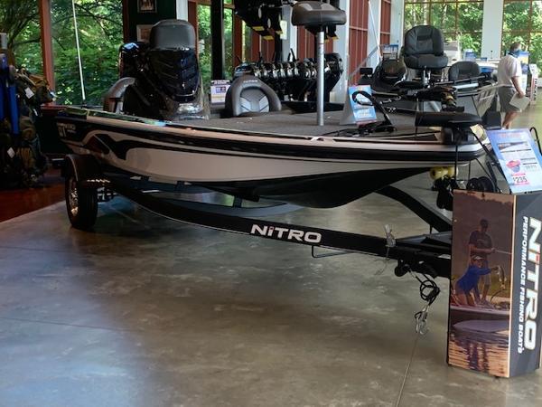 2020 Nitro boat for sale, model of the boat is Z17 & Image # 1 of 88