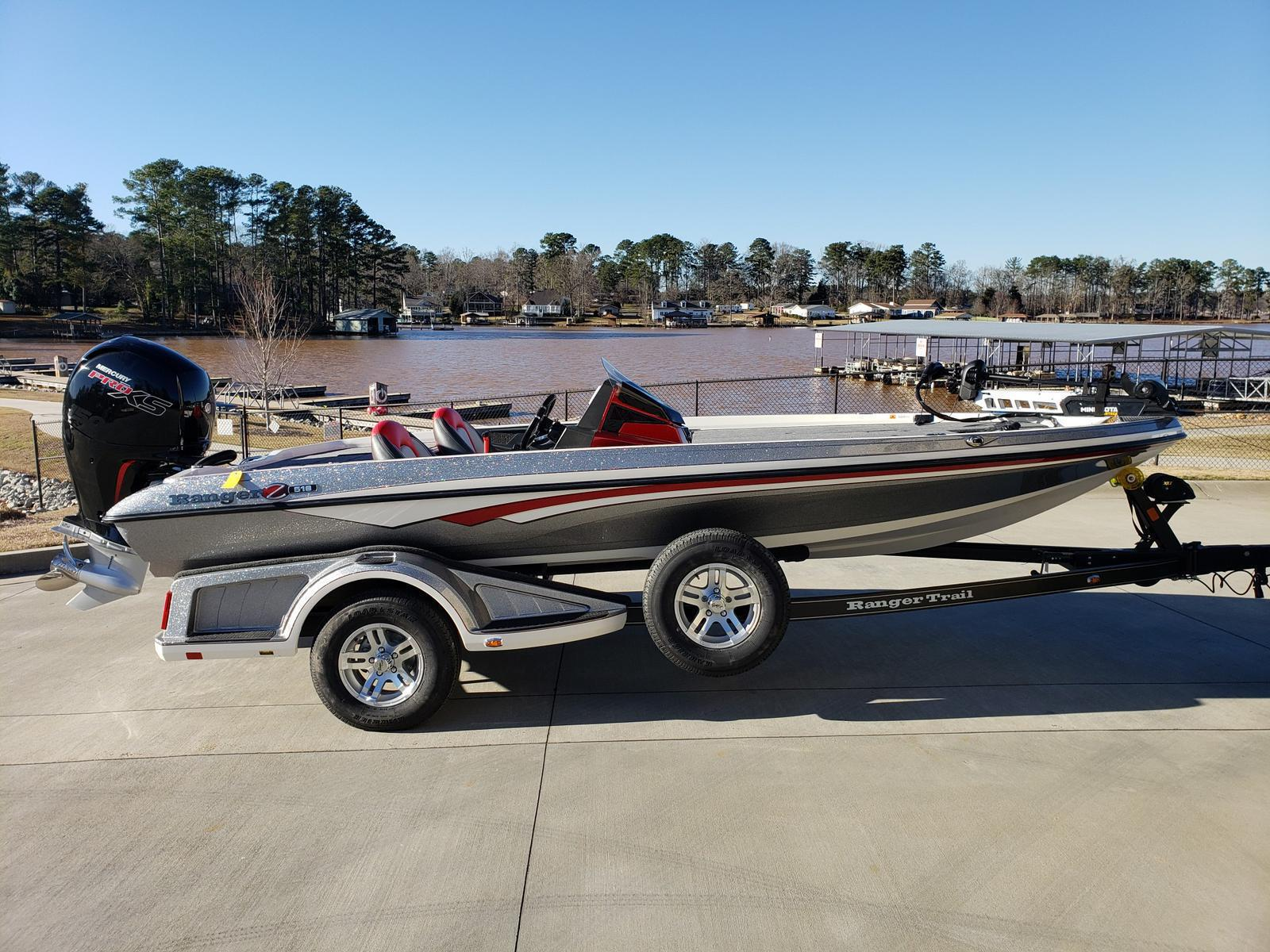 2019 Ranger Boats boat for sale, model of the boat is Z518 & Image # 1 of 31