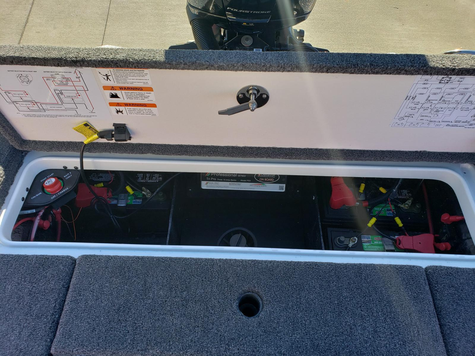 2019 Ranger Boats boat for sale, model of the boat is Z518 & Image # 26 of 31