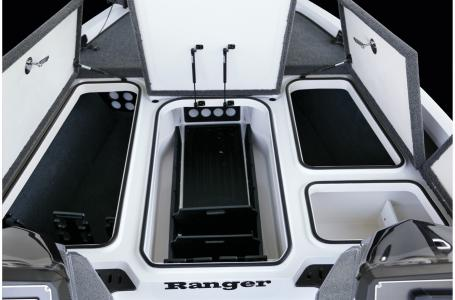 2019 Ranger Boats boat for sale, model of the boat is Z518 & Image # 29 of 31