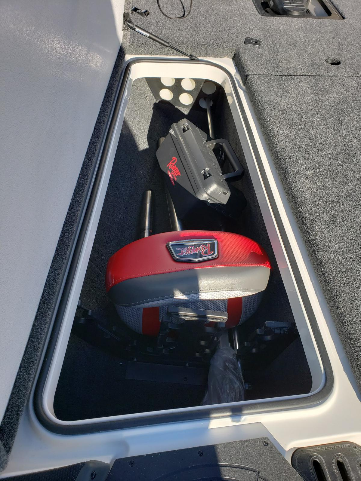2019 Ranger Boats boat for sale, model of the boat is Z518 & Image # 6 of 31
