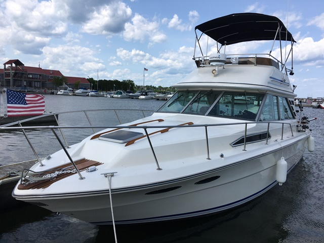 1986 Sea Ray 340SEDANBRIDGE