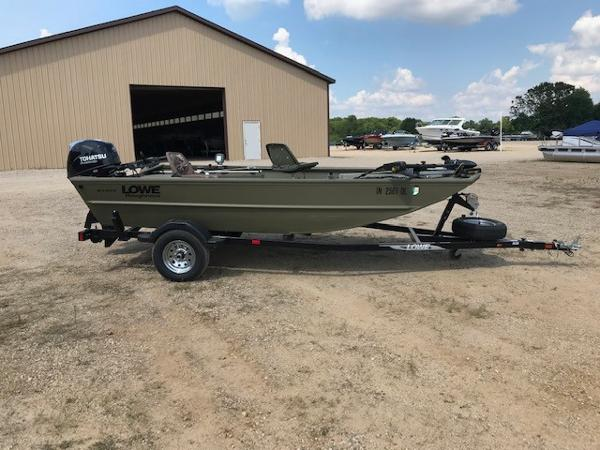 2011 LOWE ROUGHNECK 1455 for sale