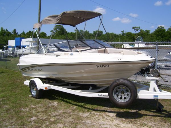 2000 Regal 1800 LSR For Sale
