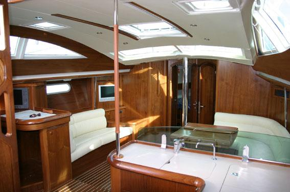 Jeanneau Sun Odyssey 49 DS Purchase Purchase