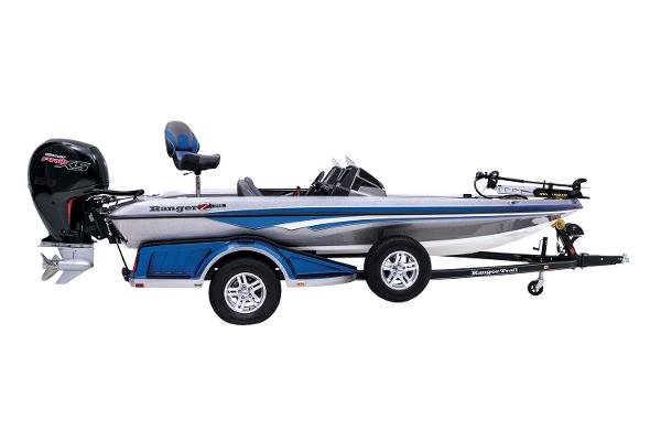 2021 Ranger Boats boat for sale, model of the boat is Z518 & Image # 2 of 22