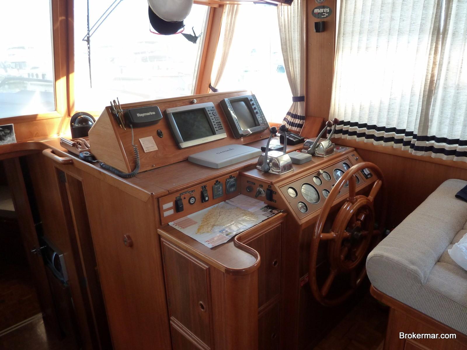 Grand Banks 49 Motoryacht