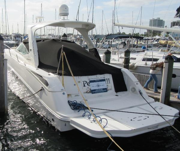 37.5' Sea Ray 2008 370 Express Cruiser