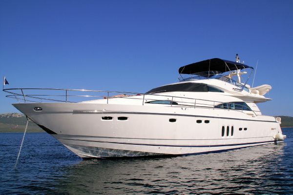 Fairline Squadron 68 boat for sale - 3681791