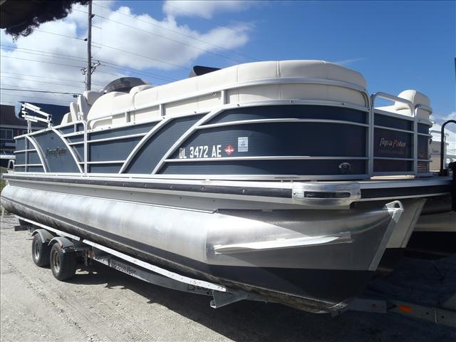 2011 AQUA PATIO 240 for sale
