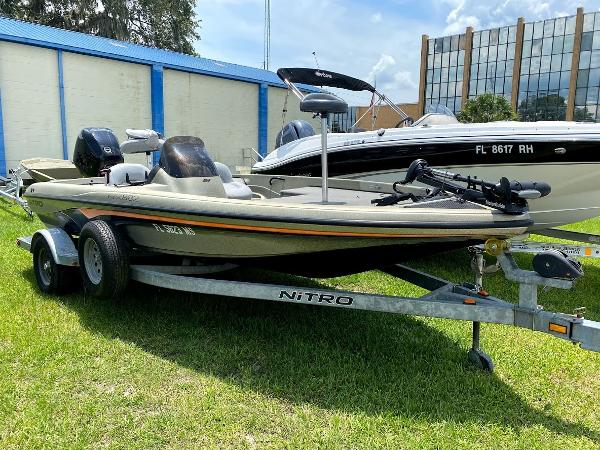 For Sale: 2004 Nitro Nx 882 18ft<br/>Nobles  Marine