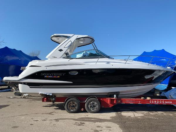2020 MONTEREY 335 SPORT YACHT for sale