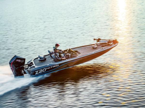 2021 Nitro boat for sale, model of the boat is Z20 & Image # 1 of 1