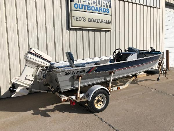 1986 SEA NYMPH 16V for sale