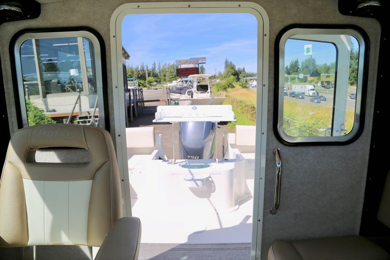 2019 Parker 2120 Sport Cabin