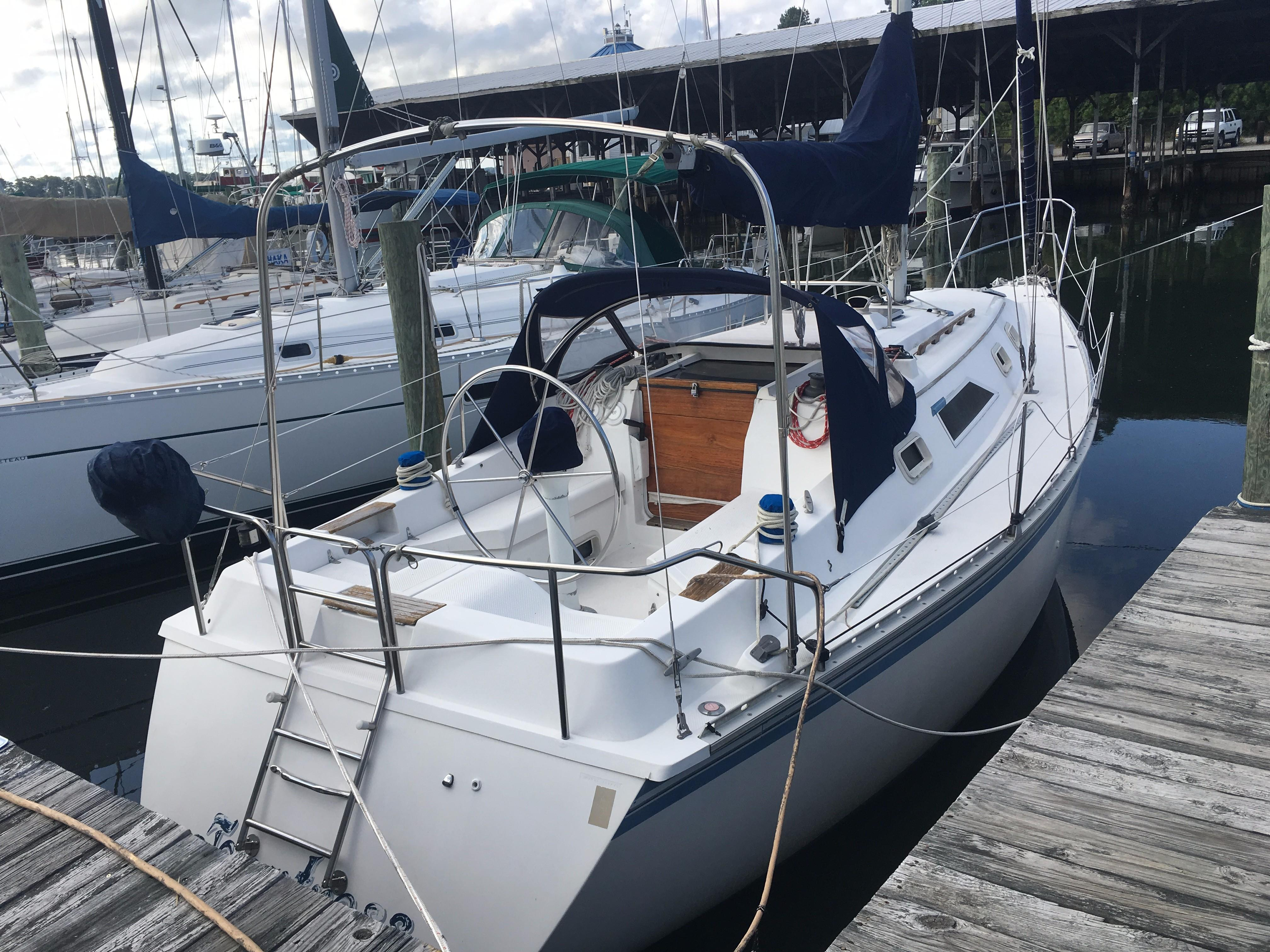 1984 Hunter 31 | Sailboats for Sale