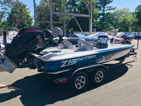 2020 Nitro boat for sale, model of the boat is Z19 & Image # 2 of 48