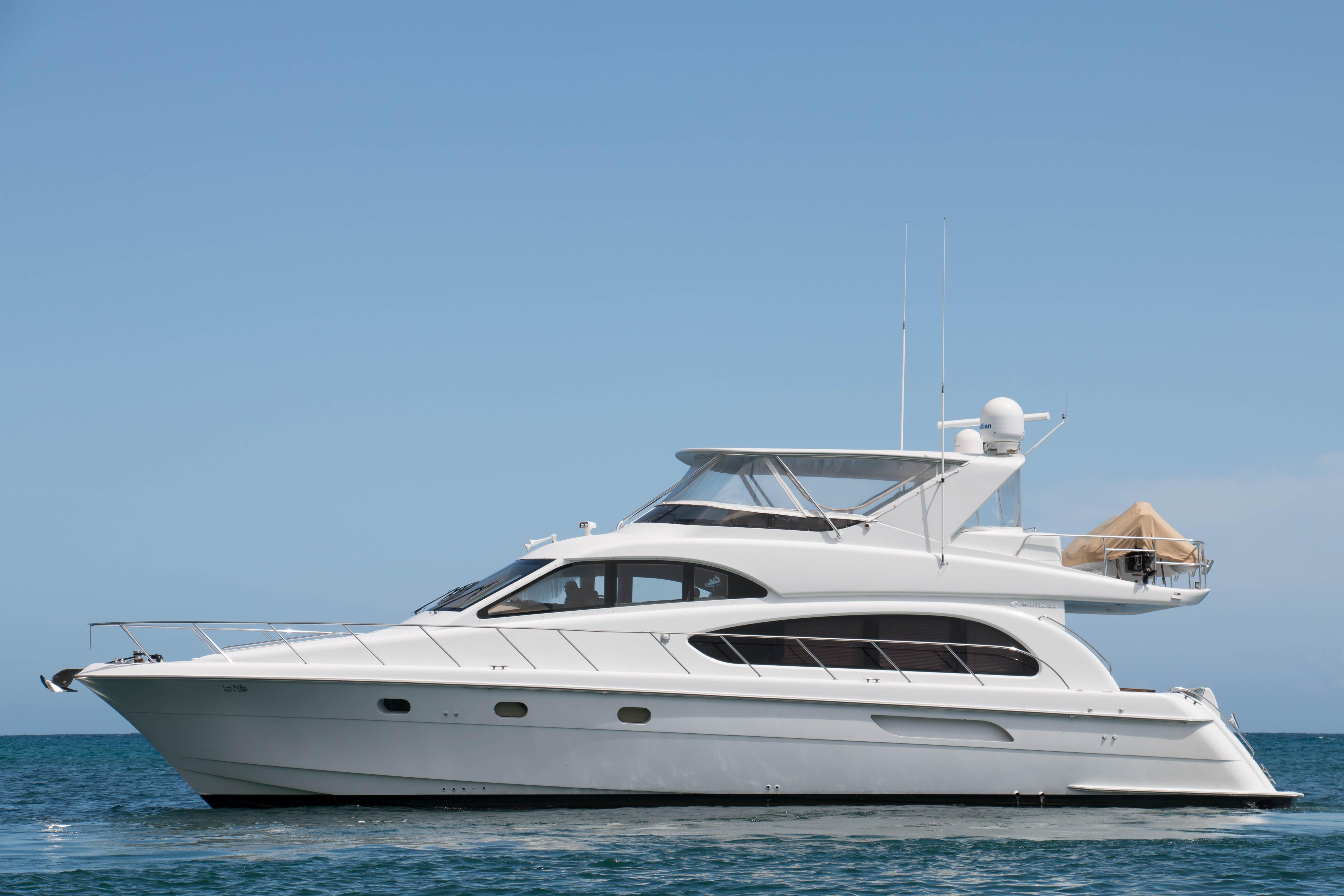 63 hatteras 2003 for sale in la guaira ve denison yacht for Large motor yachts for sale