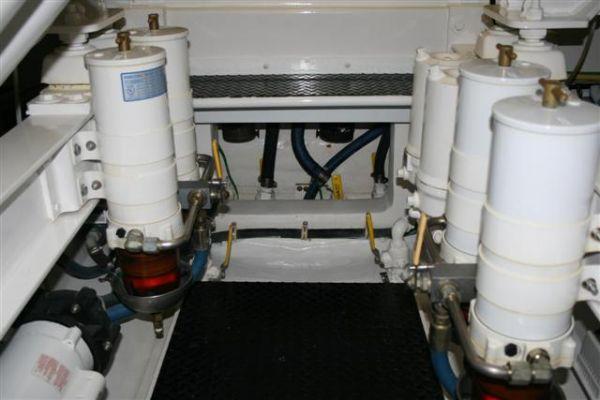 Engine Room Forward