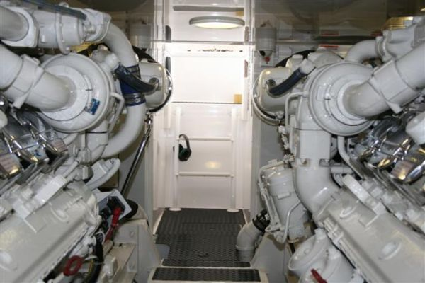 Engine Room Outboard Port