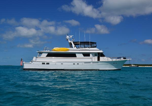 Used hatteras yachts for sale from 500 000 to 1 000 000 for 80 hatteras motor yacht