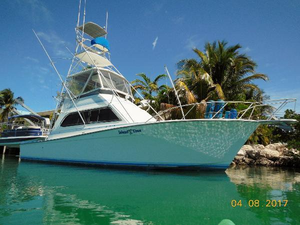 1988 43' Egg Harbor Boats 43 Convertible