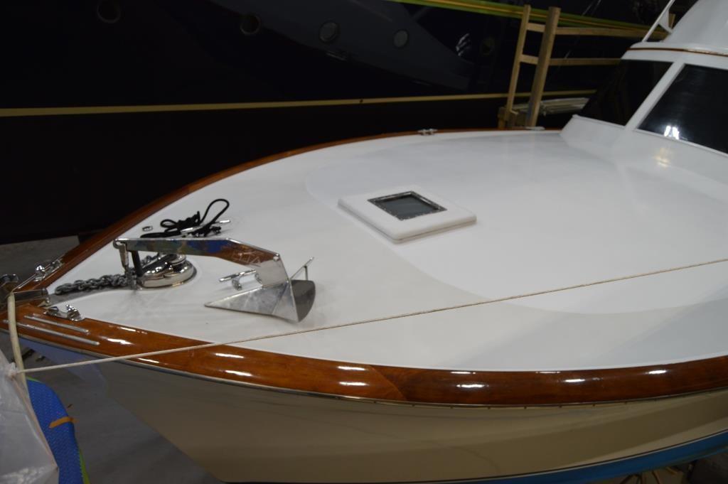 Bow/Anchor Setup