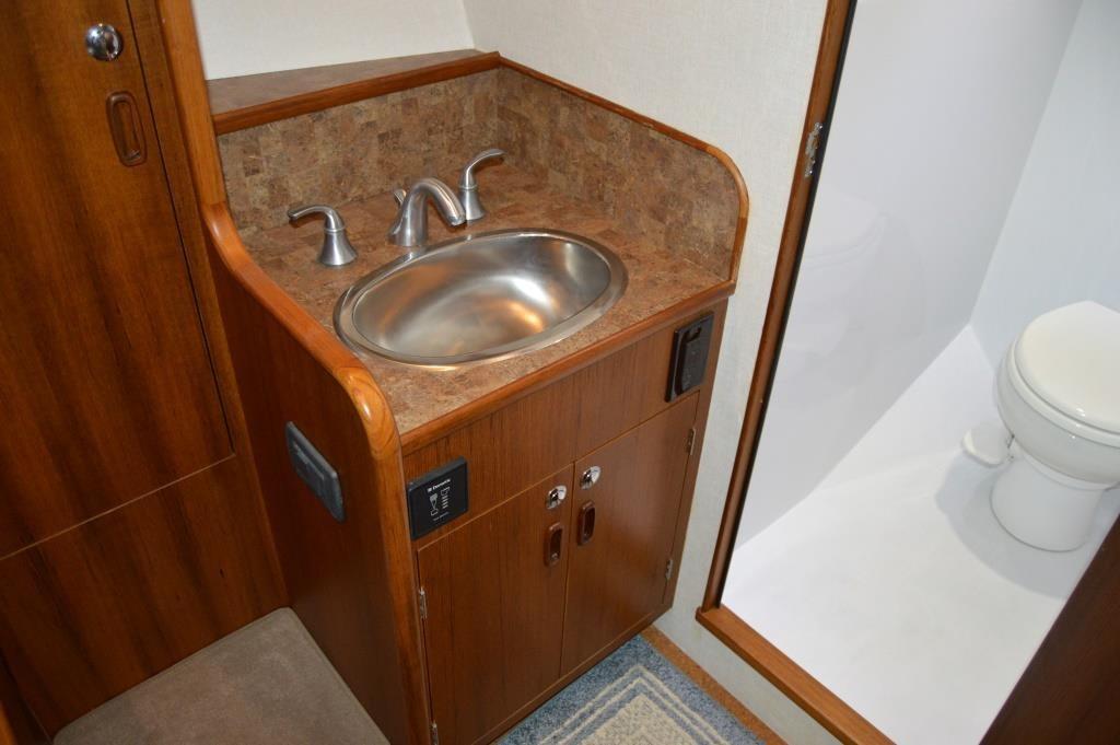 Master Stateroom Sink/Head Area