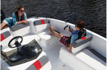 2020 Tahoe boat for sale, model of the boat is T16 & Image # 10 of 50