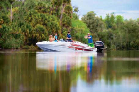 2020 Tahoe boat for sale, model of the boat is T16 & Image # 3 of 50