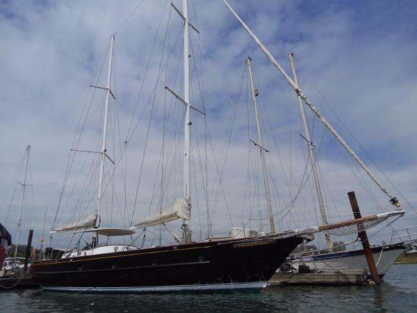 Custom Steel Yacht Hock 52