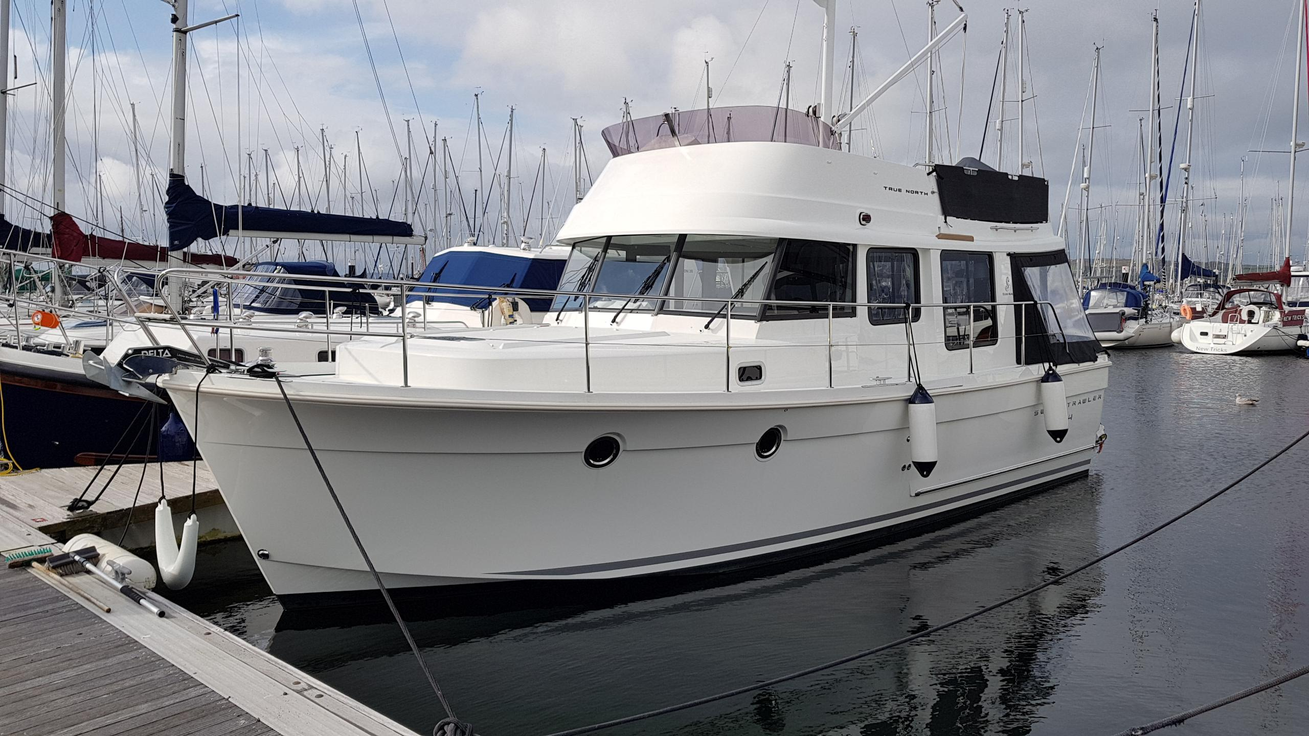 Swift Trawler 34