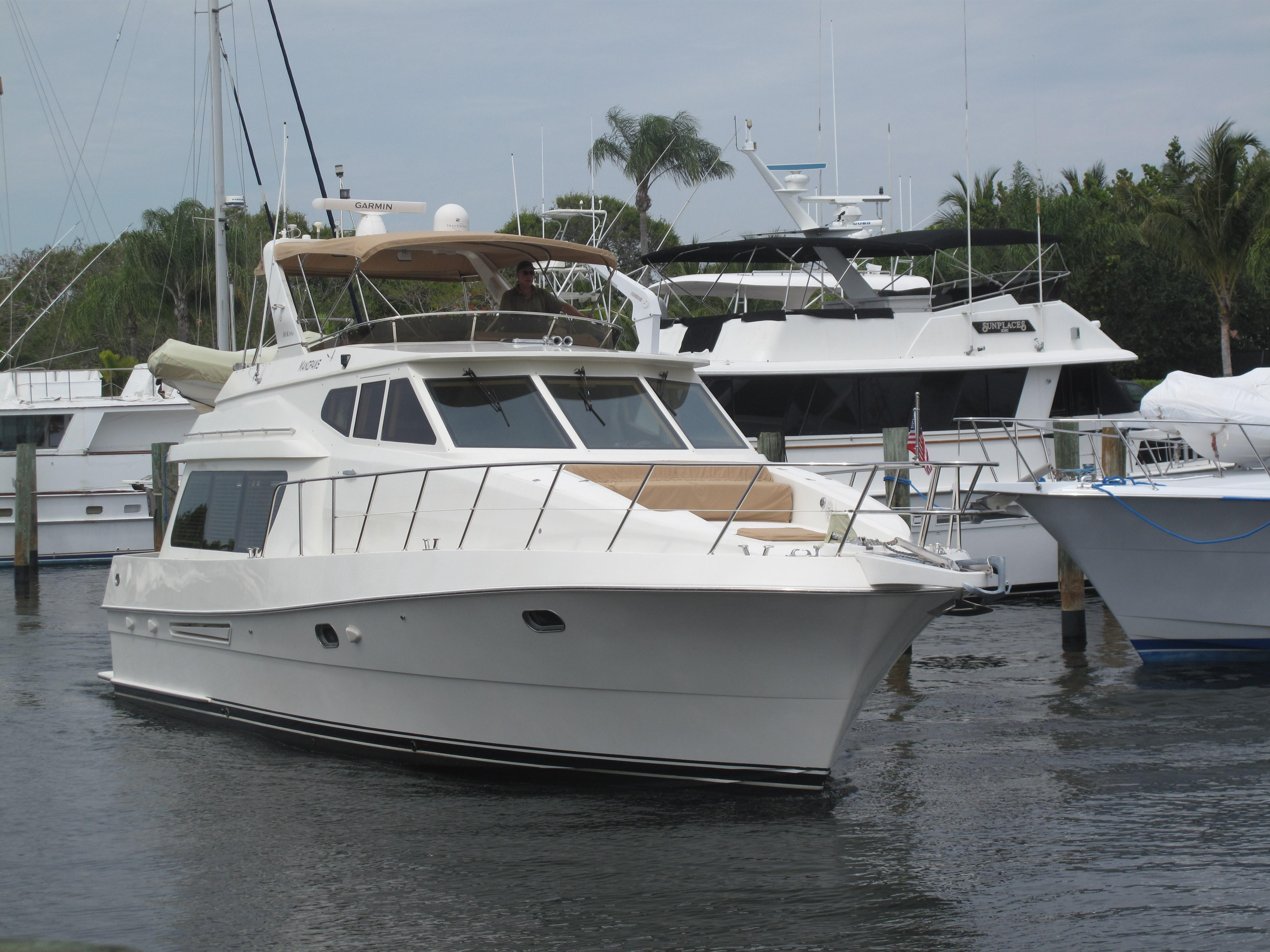 McKinna 48 Pilothouse