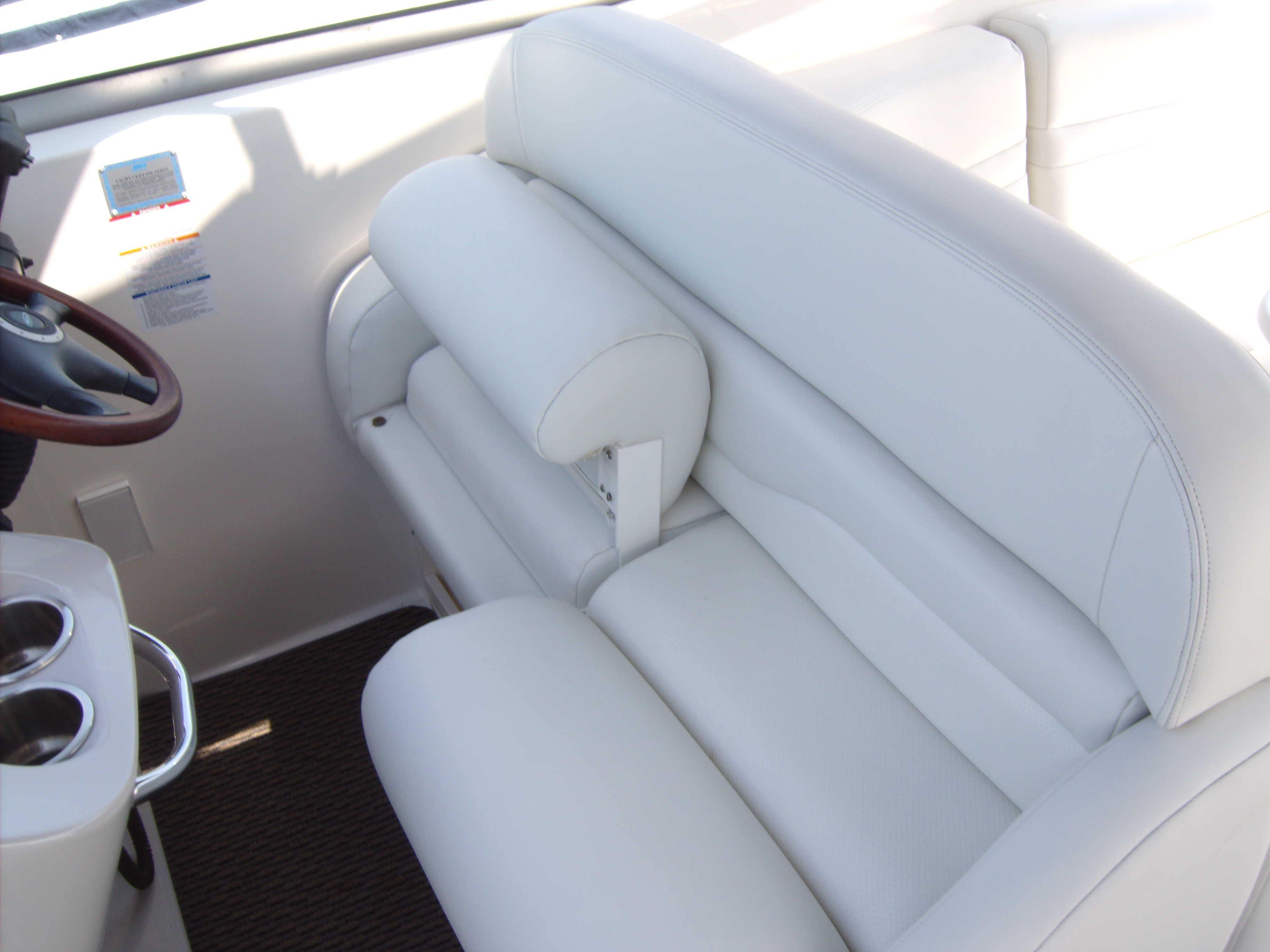 Port Cockpit Seating