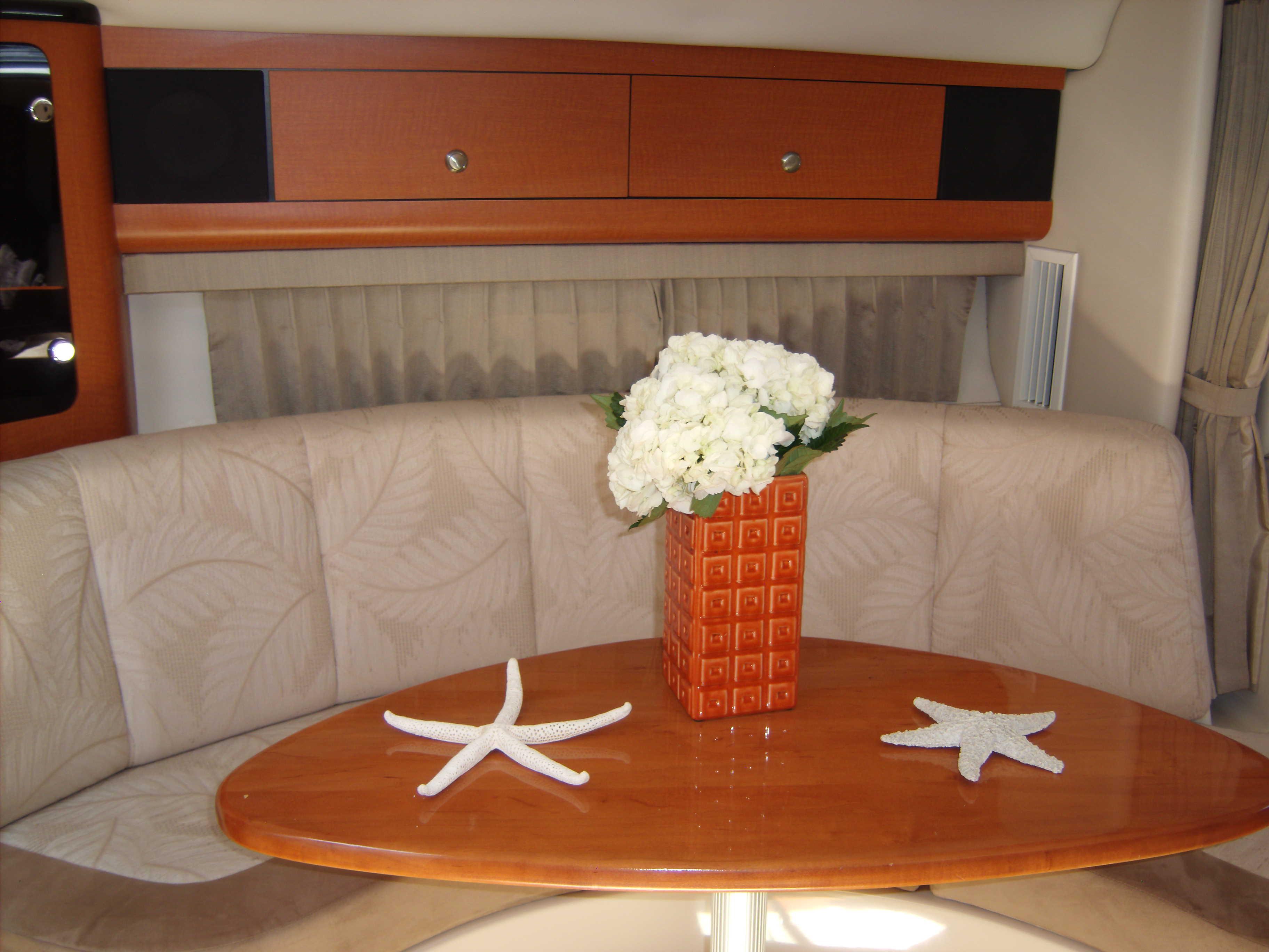 Forward V Seating Area