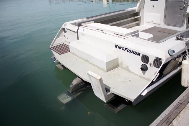 Inboard Duo Prop Stern Drive