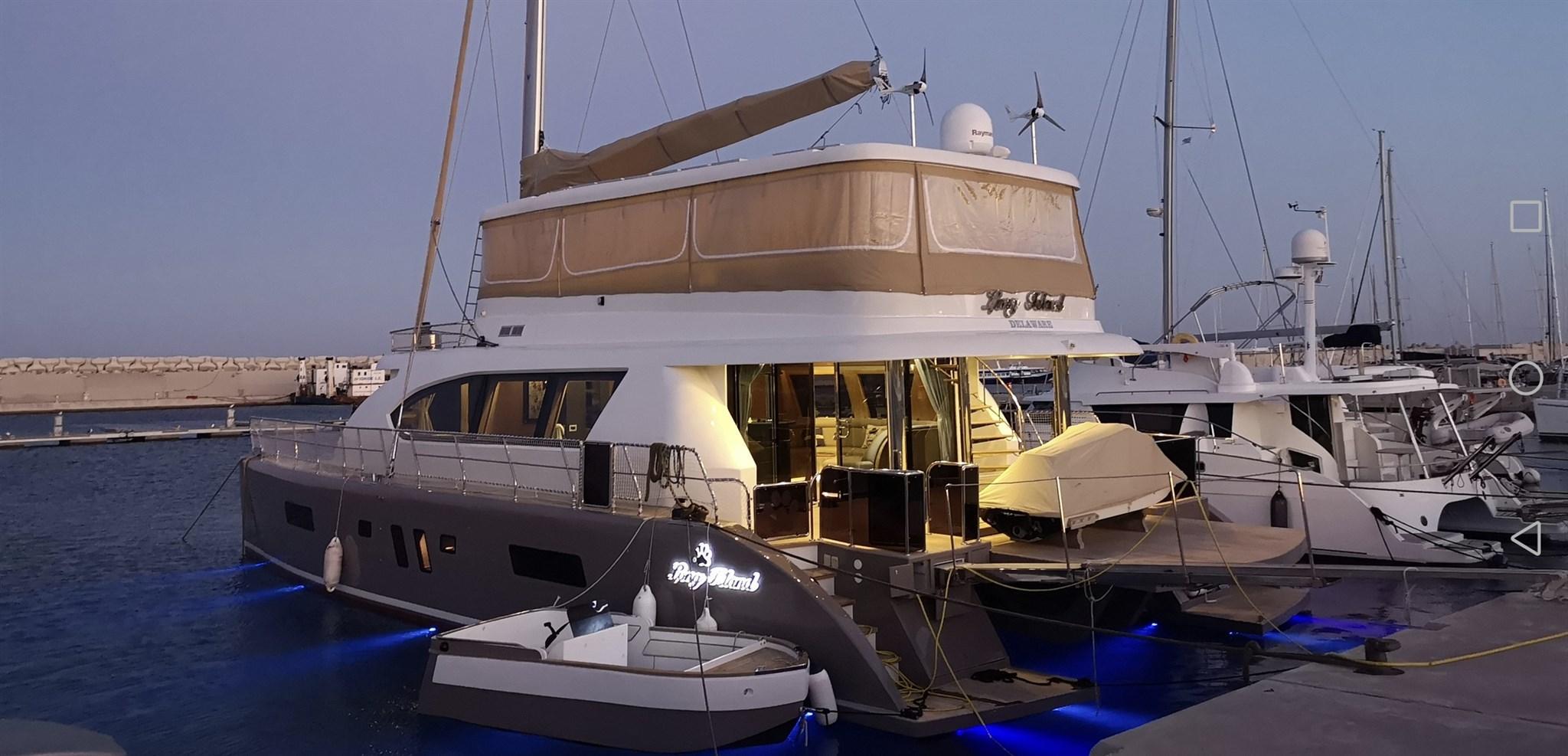 Custom NG Yachts NG 66