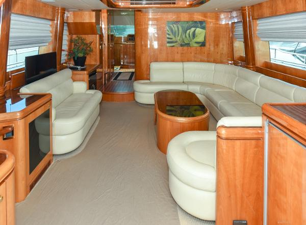 Picture Of:  73' Horizon Motor Yacht 2006Yacht For Sale | 3 of 72
